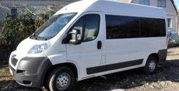 микроавтобус напрокат в минске без водителя: Пежо Боксер 2008