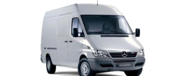 Аренда грузовых бусов Mercedes Sprinter 2001