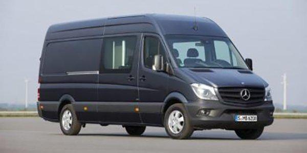 Микроавтобус в аренду в Минске Mercedes Sprinter 2009