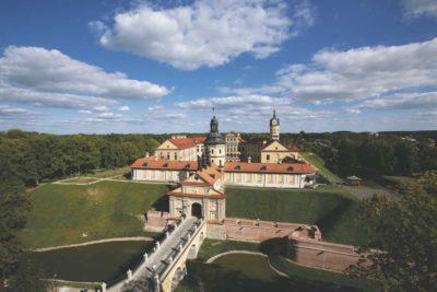 экскурсия в Несвижский замок из Минска