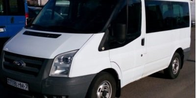 Стоимость аренды микроавтобуса в Минске Ford Transit 2006