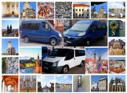 Прокат микроавтобусов (Минск) для поездки в Европу