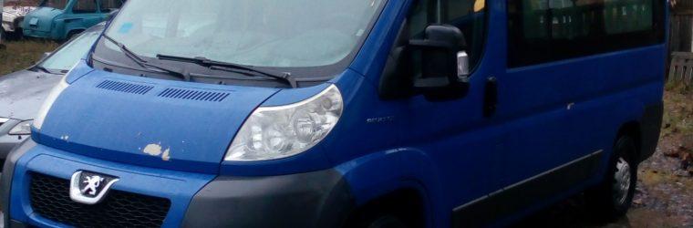 аренда Peugeot Boxer 2008