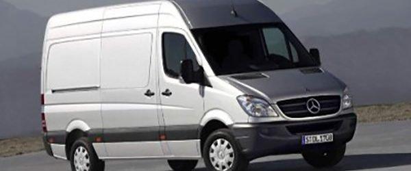 Аренда грузового буса в Минске: Mercedes Sprinter