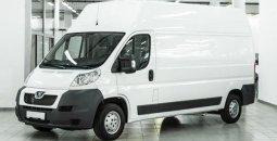 Микроавтобус на заказ Peugeot Boxer