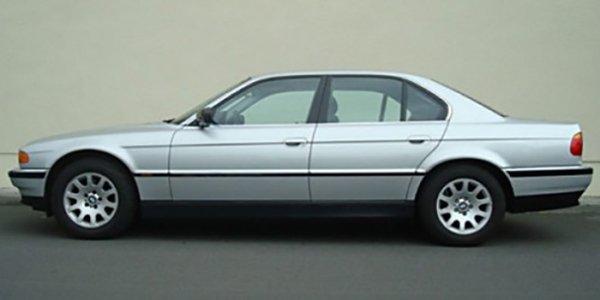 Аренда легковых автомобилей в Минске: BMW 730D E38 1999