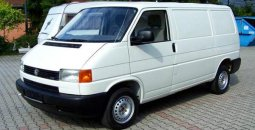 Аренда микроавтобуса Volkswagen Transporter с водителем