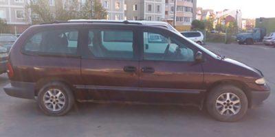 Аренда минивэна Chrysler Grand Voyager 1998 (Минск)