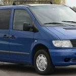 Аренда микроавтобуса Mercedes Vito, 2003