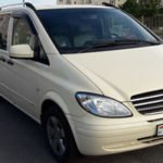 Прокат микроавтобуса Mersedes-Benz Vito, 2010 АКПП