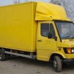 Аренда и прокат грузового авто Mersedes 410